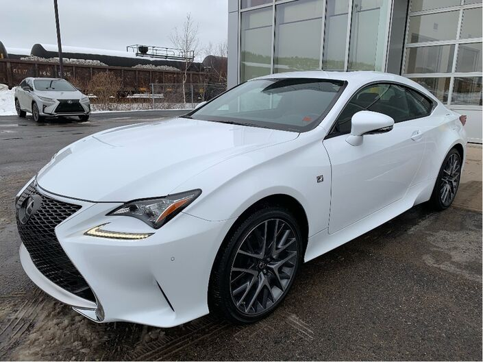2018 Lexus RC 350 - Saint John NB