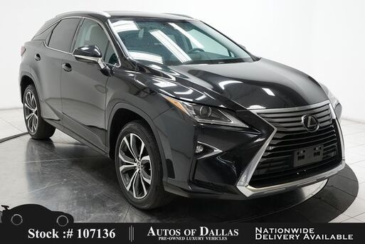 2018_Lexus_RX_350 NAV,CAM,PANO,CLMT STS,BLIND SPOT,20IN WHLS_ Plano TX