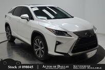 Lexus RX 350 NAV,CAM,SUNROOF,CLMT STS,BLIND SPOT,20IN WLS 2018