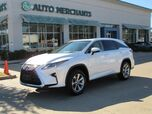 2018 Lexus RX 350L AWD, 3rd Row Seating, Premium Package, NAVIGATION, BACK-UP CAMERA, BLIND SPOT MONITOR, HEATING AND C