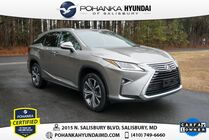 2018 Lexus RX 350L **ONE OWNER**3rd ROW**