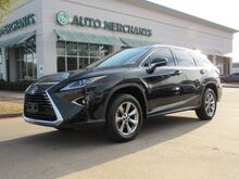 2018_Lexus_RX 450hL_Base 3.5L 6CYL AUTOMATIC, ALL-WHEEL DRIVE, NAVIGATION, BACK-UP CAMERA,  HTD & COOL STS FRONT STS_ Plano TX