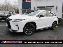 2018_Lexus_RX_F SPORT/ AWD_ Fredricksburg VA