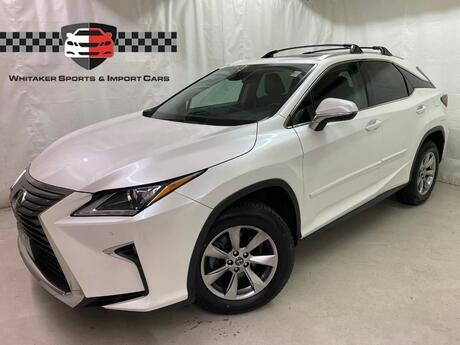 2018 Lexus RX RX 350 AWD Premium Blind Spot Touch Free Rear Door Vented Seats Tow Prep Maplewood MN