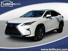 2018_Lexus_RX_RX 350 FWD_ Cary NC