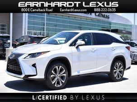 2018_Lexus_RX_RX 450hL Premium_ Phoenix AZ