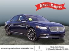 2018_Lincoln_Continental_Black Label_  NC
