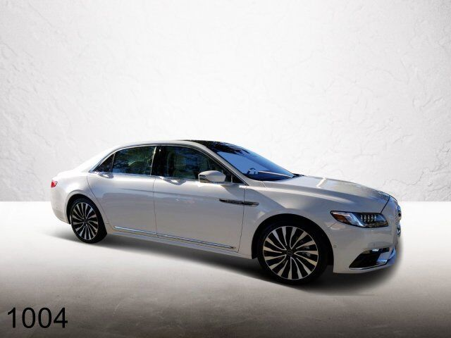 2018 Lincoln Continental Black Label Belleview FL