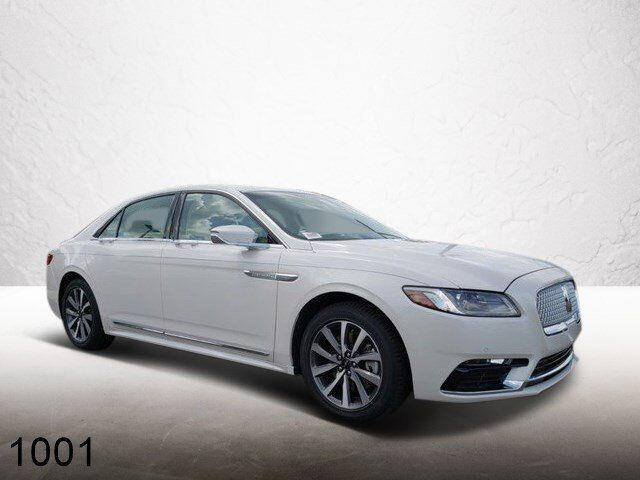 2018 Lincoln Continental Premiere Belleview FL