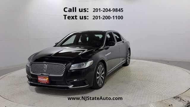 2018 Lincoln Continental Reserve AWD Jersey City NJ