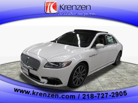 2018 Lincoln Continental Reserve Duluth MN