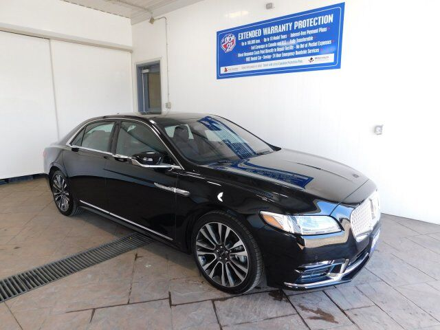 2018 Lincoln Continental Reserve LEATHER NAVI SUNROOF Listowel ON