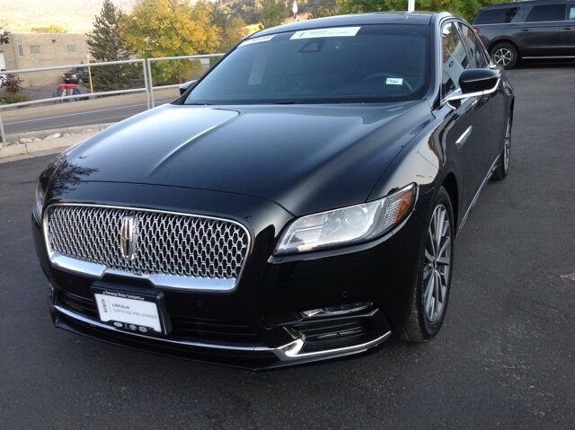 2018 Lincoln Continental Select Durango CO