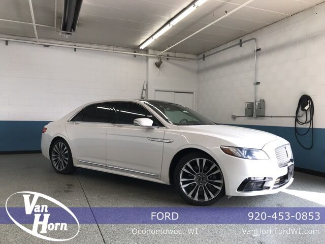 2018 Lincoln Continental Select Milwaukee WI