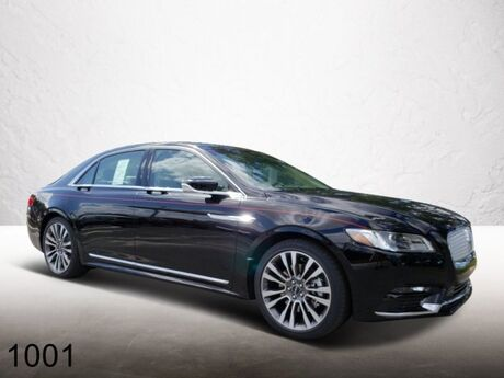 2018 Lincoln Continental Select Ocala FL