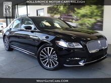 2018_Lincoln_Continental_Select_ Raleigh NC