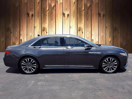 2018 Lincoln Continental Select Tampa FL