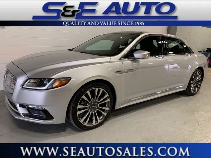 2018 Lincoln Continental Select Weymouth MA