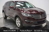 Lincoln MKC Premiere CAM,HTD STS,PARK ASST,18IN WLS,HID LIGHTS 2018