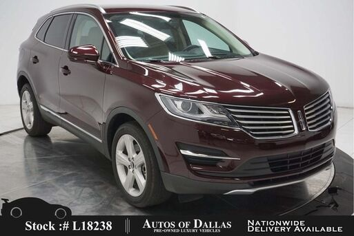 2018_Lincoln_MKC_Premiere CAM,HTD STS,PARK ASST,18IN WLS,HID LIGHTS_ Plano TX