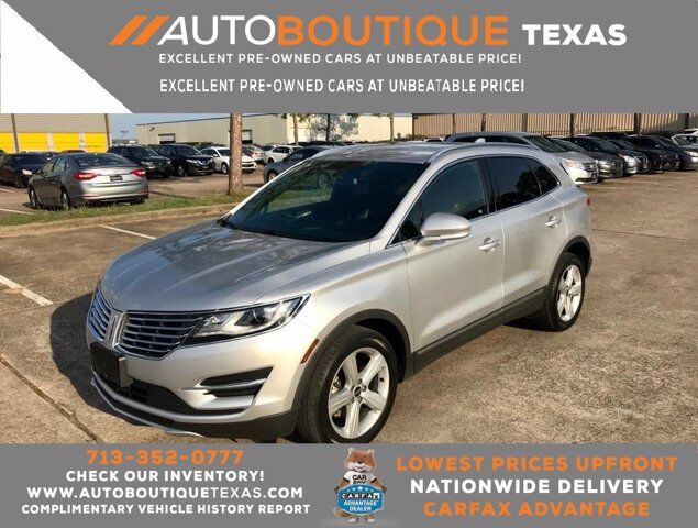 2018 Lincoln MKC Premiere Houston TX