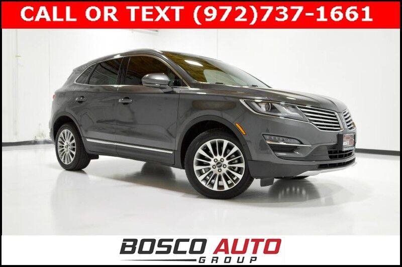 2018 Lincoln MKC Reserve Flower Mound TX