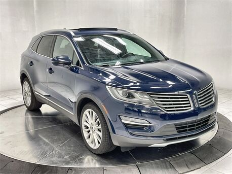 2018_Lincoln_MKC_Reserve NAV,CAM,PANO,CLMT STS,PARK ASST,18IN WLS_ Plano TX