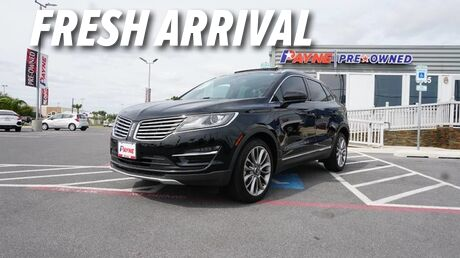 2018 Lincoln MKC Reserve Weslaco TX