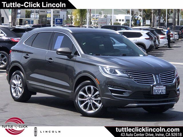 2018 Lincoln MKC Select Irvine CA