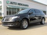 2018 Lincoln MKT Livery AWD LEATHER, NAVIGATION, BACKUP CAMERA, PANARAMIC SUNROOF, BLUETOOTH CONNECTIVITY