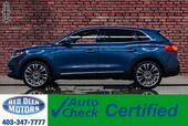 2018 Lincoln MKX AWD Reserve Leather Roof Nav BCam