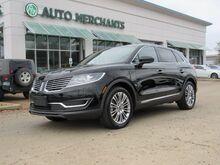 2018_Lincoln_MKX_Reserve 3.7L 6CYL AUTOMATIC, LEATHER, NAVIGATION, BLIND SPOT MONITOR, HEATED AND COOLED SEATS_ Plano TX