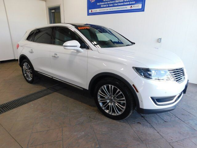 2018 Lincoln MKX Reserve AWD LEATHER NAVI SUNROOF Listowel ON