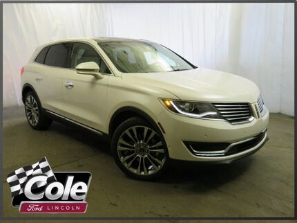 2018_Lincoln_MKX_Reserve AWD_ Coldwater MI