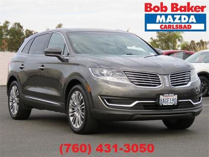 2018_Lincoln_MKX_Reserve_ Carlsbad CA