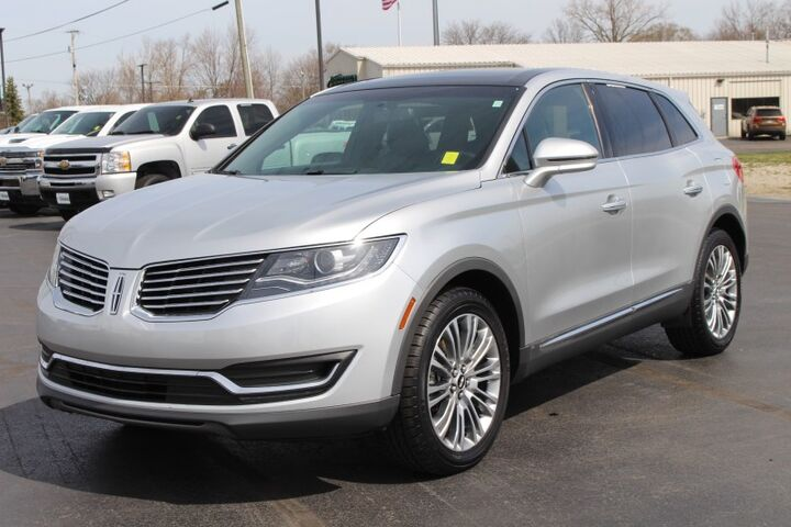 2018 Lincoln MKX Reserve Fort Wayne Auburn and Kendallville IN