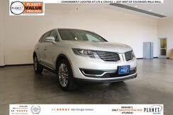 2018 Lincoln MKX Reserve Golden CO