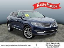 2018_Lincoln_MKX_Reserve_ Hickory NC