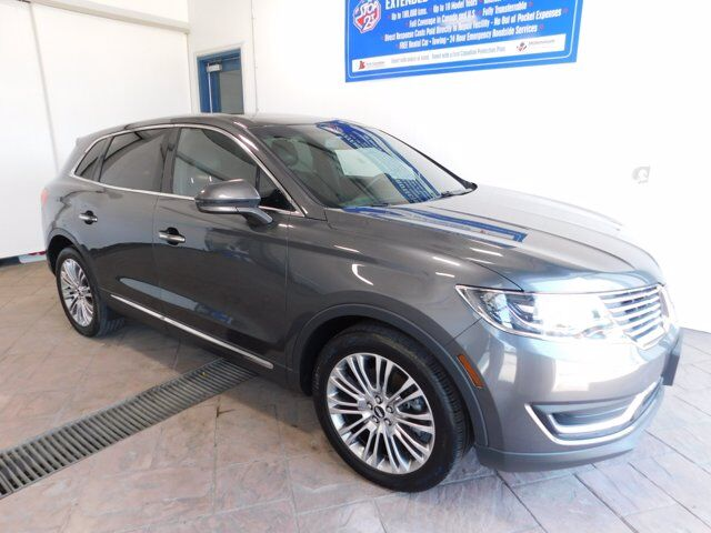 2018 Lincoln MKX Reserve LEATHER NAVI SUNROOF AWD Listowel ON
