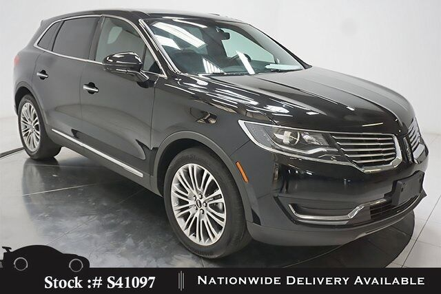 2018 Lincoln MKX Reserve NAV,CAM,PANO,CLMT STS,BLIND SPOT,20IN WLS Plano TX