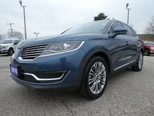 Lincoln MKX Reserve Navigation Remote Start Panoramic Roof 2018