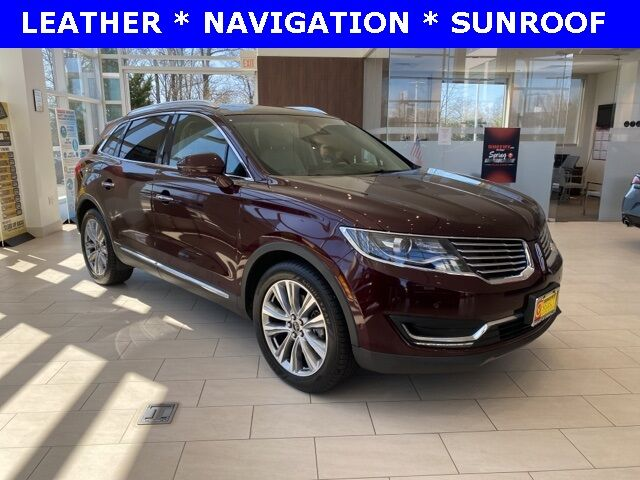 2018 Lincoln MKX Reserve Chantilly VA