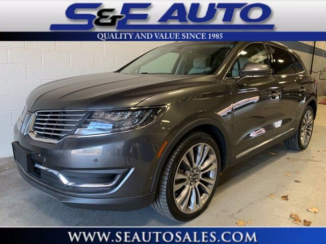2018 Lincoln MKX Reserve Weymouth MA