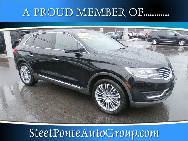 2018 Lincoln MKX Reserve Yorkville NY