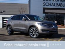2018_Lincoln_MKX_Reserve_