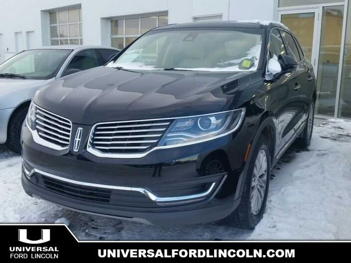 2018 Lincoln MKX Select AWD  - Certified Calgary AB