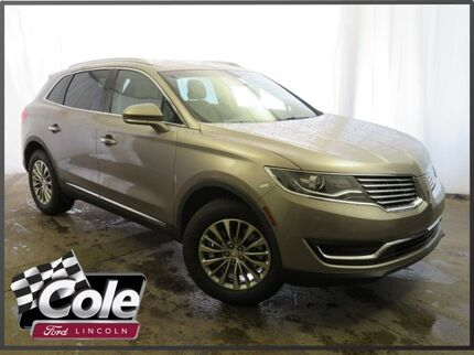 2018_Lincoln_MKX_Select AWD_ Coldwater MI