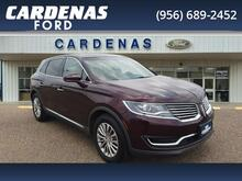 2018_Lincoln_MKX_Select_ Brownsville TX