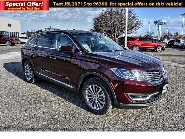 2018 Lincoln MKX Select Pampa TX