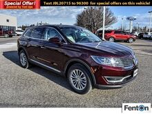 2018_Lincoln_MKX_Select_ Pampa TX